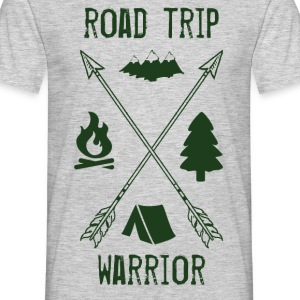 Trip Warrior - Men's T-Shirt