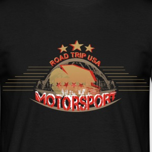 usa torsport T-shirts - Herre-T-shirt