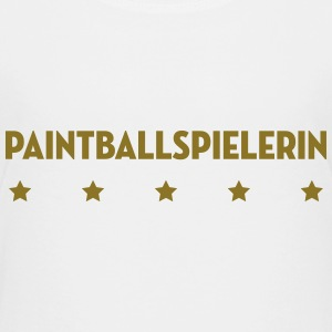 Paintball Paintballspieler Gaming Gamer Game T-Shirts - Teenager Premium T-Shirt