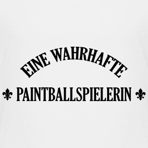 Paintball Paintballspieler Gaming Gamer Game T-Shirts - Kinder Premium T-Shirt