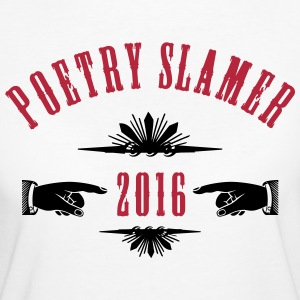 Poetry Slamer - Frauen Bio-T-Shirt