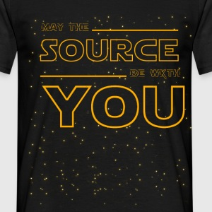 Source Code - Men's T-Shirt