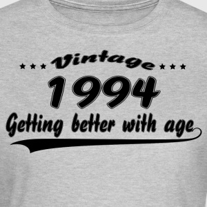 Vintage 1994 Getting Better With Age T-Shirts - Women's T-Shirt