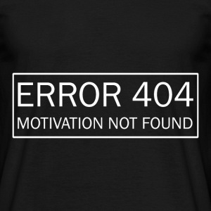 ERROR 404  - T-shirt Homme