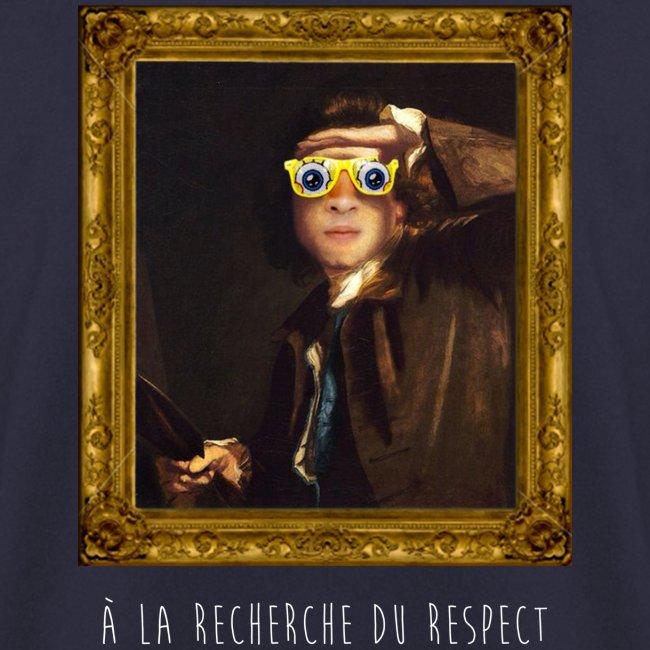 Sweatshirt À la recherche du respect
