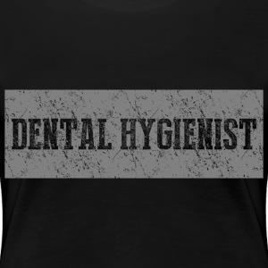 Dental Hygienist Art T-hirt - Women's Premium T-Shirt
