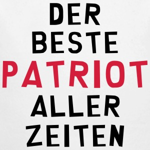 Patriot Patriotin Deutschland Deutscher Deutsch Baby Bodys - Baby Bio-Langarm-Body