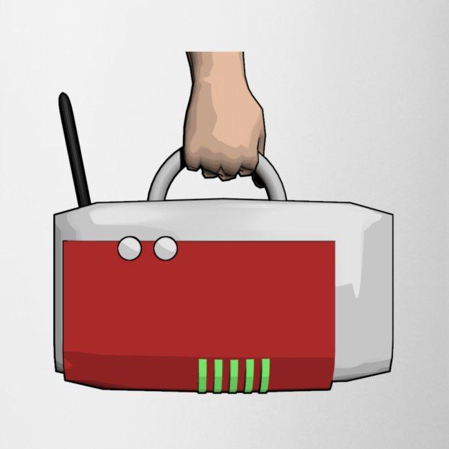 App-Logo Tasse