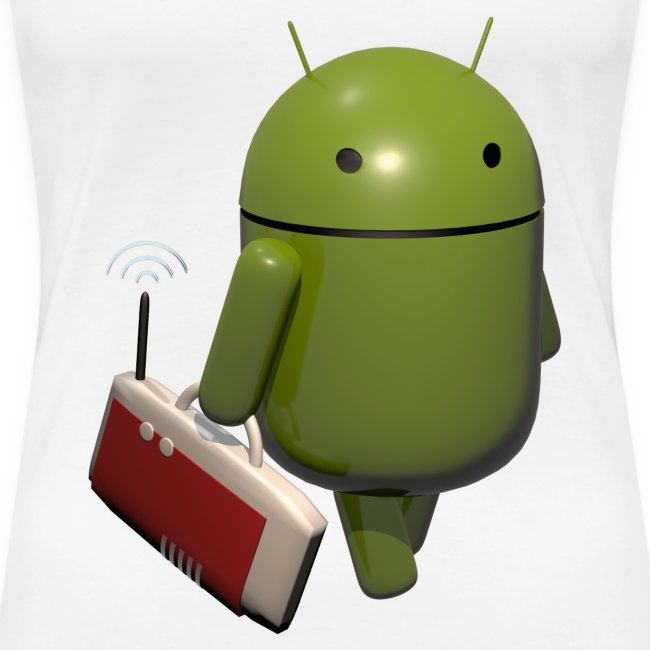 Android Shirt Girl