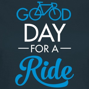 Good Day For A Ride Camisetas - Camiseta mujer