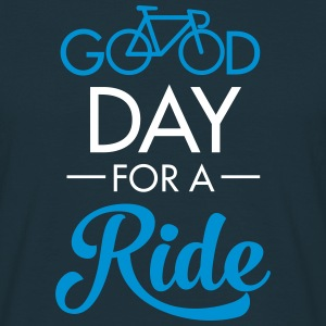Good Day For A Ride Tee shirts - T-shirt Homme