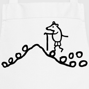 Mole hill up  Aprons - Cooking Apron
