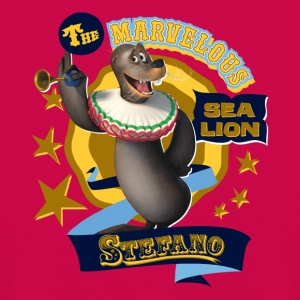Madagascar The Marvelous Stefano Kid's Long sleeve - Kids' Premium Longsleeve Shirt