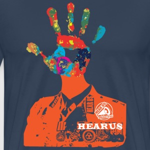 Hear-Us-Talk-To-The-Hand T-Shirts - Men's Premium T-Shirt