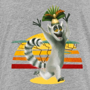 Madagascar King Julien Kid's T-Shirt - Kids' Premium T-Shirt