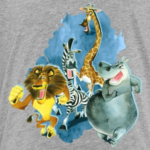 Madagascar Madagascar Group Kid's T-Shirt - Kids' Premium T-Shirt
