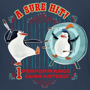 Madagascar penguins A sure Hit Teenager T-Shirt - Teenage Premium T-Shirt