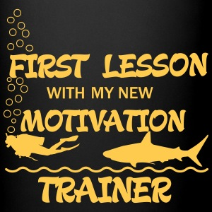 First Lesson - Motivation Trainer Tazze & Accessori - Tazza monocolore