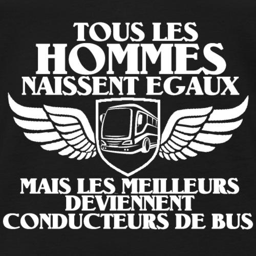 HOMMES EGAUX CONDUCTEUR D