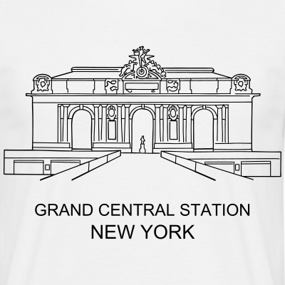 New York Grand Central Station Manhattan