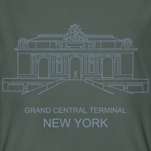 Grand Central Station NewYork T-Shirts - Men's Organic T-shirt