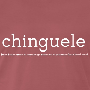 Chinguele Crossfit Tee shirts - T-shirt Premium Homme