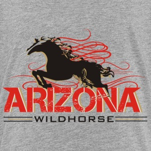 arizonawildhorse-shirt-de Shirts - Teenage Premium T-Shirt