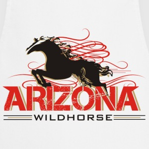 arizonawildhorse-shirt-de  Aprons - Cooking Apron