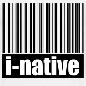 i-native - Männer T-Shirt