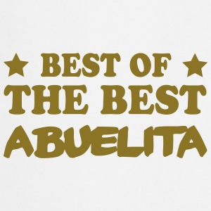 Best of the best abuelita  Aprons - Cooking Apron