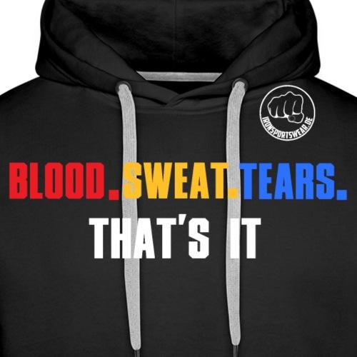 Blood Sweat Tears