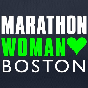 Marathon Woman Boston - Women's Breathable T-Shirt