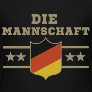Die Mannschaft T-Shirts - Teenager Premium T-Shirt