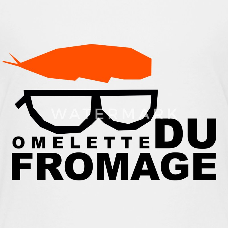 Omelette du fromage Shirts - Kids' Premium T-Shirt