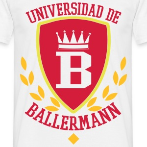 Universidad de   - Männer T-Shirt