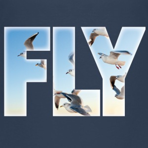 FLY  - Teenager Premium T-Shirt