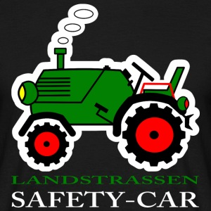 Safety-Car T-Shirts - Männer T-Shirt