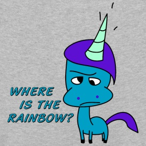 Where is the rainbow?   Långärmade T-shirts - Långärmad premium-T-shirt barn