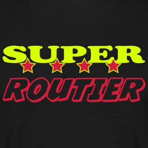 Super routier T-skjorter - T-skjorte for menn