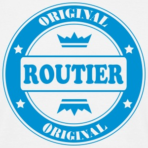 Original routier T-shirts - Herre-T-shirt