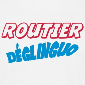 Routier déglinguo Tee shirts - T-shirt Homme