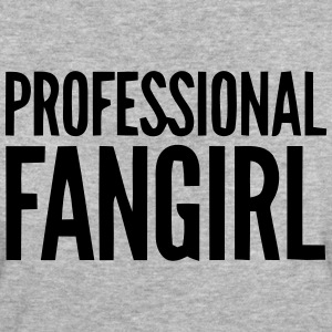 PROFESSIONELLES FAN GIRL GROUPIE T-Shirts - Frauen Bio-T-Shirt