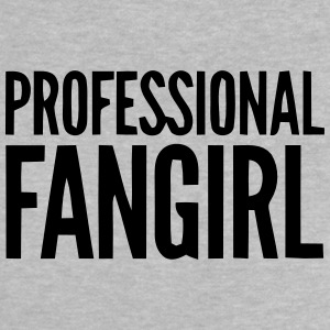 PROFESSIONAL FAN GIRL GROUPIE Baby Shirts  - Baby T-Shirt