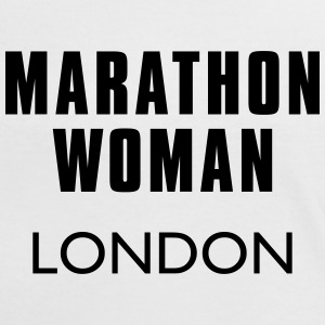 Marathon Woman London  - Women's Ringer T-Shirt