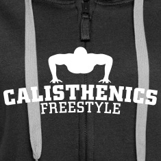 Calisthenics Freestyle Hoodies & Sweatshirts