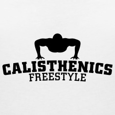 Calisthenics Freestyle T-Shirts