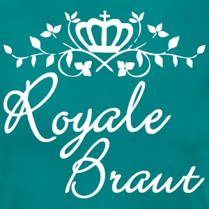 Royale Braut T-Shirts - Frauen T-Shirt