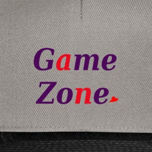 Game Zone - Snapback Cap
