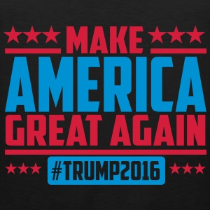 Make america great again trump 2016 Vêtements de sport - Débardeur Premium Homme