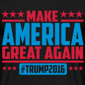 Make america great again trump 2016 T-Shirts - Men's T-Shirt